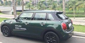 Bán xe MINI ONE model 2019, màu Bristish Racing Green, nhập khẩu nguyên chiếc, giao xe ngay - hỗ trợ vay 80% giá 1 tỷ 529 tr tại Tp.HCM