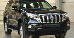 Cần bán xe Toyota Prado 2011, màu đen, nhập khẩu giá 1 tỷ 390 tr tại Hà Nội