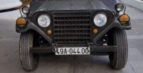 Cần bán Jeep A2 trước 1975, xe nhập, xe chính chủ, giấy tờ sang tên, chuyển vùng thoải mái giá 185 triệu tại Lâm Đồng