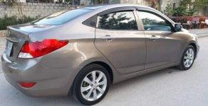 Bán Hyundai Accent AT sản xuất 2011, màu xám, nhập khẩu nguyên chiếc, xe tôi mua từ mới, biển cực đẹp giá 390 triệu tại Thanh Hóa