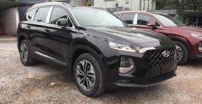 Cần bán Hyundai Santa Fe 2.2 CRDi đời 2019, màu đen giá 1 tỷ 195 tr tại Hà Nội