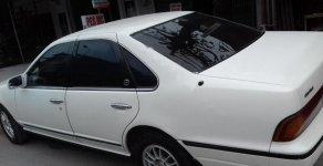 Cần bán Nissan Cefiro 2.4 MT đời 1993, màu trắng, nhập khẩu Nhật Bản đã đi 140000 km giá 50 triệu tại Quảng Ninh
