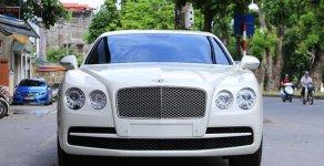 Bentley Continental Flying Spur V8 4.0 sản xuất 2016, màu trắng, nhập khẩu giá 18 tỷ tại Hà Nội
