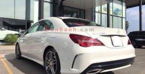 Cần bán gấp Mercedes CLA250 năm 2016, màu trắng, xe nhập giá 1 tỷ 699 tr tại Quảng Ninh