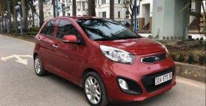 Cần bán xe Kia Picanto 2013, màu đỏ giá 315 triệu tại Hà Nội
