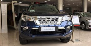 Cần bán Nissan Terrano V 2.5 AT 4WD đời 2019, màu xanh lam, nhập khẩu nguyên chiếc giá 1 tỷ 226 tr tại Hà Nội