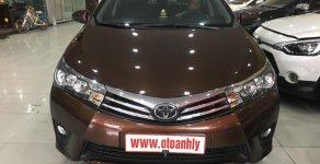 Cần bán Toyota Corolla Altis sản xuất 2015, màu nâu, còn mới, giá tốt giá 685 triệu tại Phú Thọ
