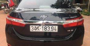 Bán Toyota Corolla altis năm sản xuất 2017, màu đen giá 730 triệu tại Bắc Giang