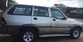 Cần bán xe Ssangyong Musso sản xuất năm 2003, nhập khẩu giá 155 triệu tại Đồng Nai