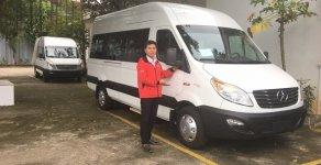 Bán xe du lịch Jac 16 chỗ, giá tốt nhất thị trường, hỗ trợ trả góp 80% giá 700 triệu tại Tp.HCM