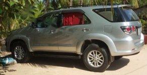 Bán xe Toyota Fortuner năm sản xuất 2013, màu bạc giá 700 triệu tại Tp.HCM