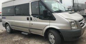 Bán Ford Transit 2.4L đời 2010, màu bạc  giá 345 triệu tại Đồng Nai
