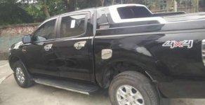 Cần bán lại xe Ford Ranger đời 2017, màu đen, số sàn, giá 540tr giá 540 triệu tại Thái Nguyên
