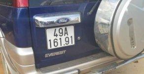 Bán Ford Everest đời 2006, màu xanh lam, xe nhập giá 275 triệu tại Đồng Nai