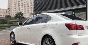 Bán ô tô Lexus IS 250 2007, màu trắng, nhập khẩu giá 745 triệu tại Đồng Tháp