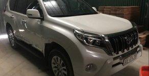 Cần bán lại xe Toyota Prado sản xuất năm 2016, màu trắng, giá tốt giá 2 tỷ 250 tr tại Hà Nội