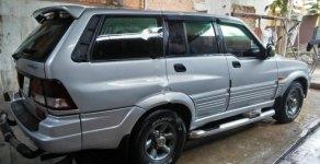 Bán Ssangyong Musso đời 1997, màu bạc, nhập khẩu nguyên chiếc giá 119 triệu tại Đồng Nai