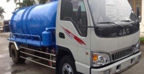 Bán xe bồn hút 4 khối JAC - LH: 098 136 8693 giá 510 triệu tại Hà Nội