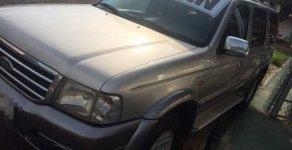 Cần bán lại xe Ford Everest 2005, màu bạc như mới giá cạnh tranh giá 200 triệu tại Đồng Nai