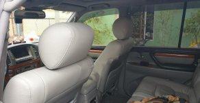 Bán Lexus LX 470 sản xuất năm 2005, màu đen, nhập khẩu nguyên chiếc giá 880 triệu tại Lạng Sơn