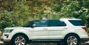 Bán Ford Explorer sản xuất 2019, màu trắng, xe nhập  giá 2 tỷ 193 tr tại Nghệ An