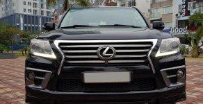 Bán Lexus LX 570, sản xuất 2009, đăng ký 2010, lên full form 2015, biển Hà Nội giá 2 tỷ 550 tr tại Hà Nội