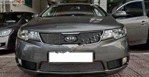 Cần bán gấp Kia Forte 2009, màu xám, nhập khẩu nguyên chiếc   giá 408 triệu tại Hà Nội