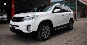 Cần bán gấp Kia Sorento AT sản xuất năm 2017, màu trắng, không lỗi nhỏ giá 835 triệu tại Quảng Ninh