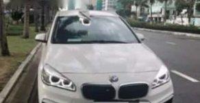 Bán BMW 2 Series 218i Gran Tourer năm 2016, màu trắng, nhập khẩu số tự động giá 1 tỷ 235 tr tại Đà Nẵng