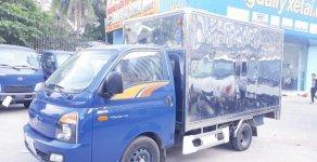Bán xe tải Hyundai 1.5 tấn thùng kín inox dán quảng cáo trả góp - vay cao giá 399 triệu tại Tp.HCM