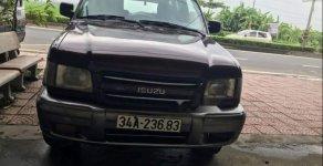 Bán Isuzu Trooper sản xuất năm 2002, màu đỏ, xe nhập giá 98 triệu tại Hà Nội