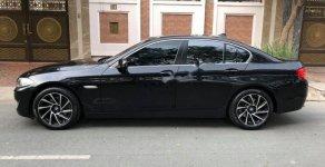 Bán BMW 5 Series 523i đời 2010, màu đen, nhập khẩu như mới giá 865 triệu tại Tp.HCM