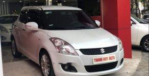 Bán Suzuki Swift đời 2014, màu trắng, xe gia đình sử dụng giá 450 triệu tại Đà Nẵng