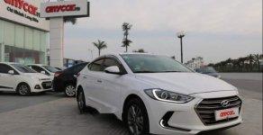 Bán ô tô Hyundai Elantra 1.6AT đời 2016, màu trắng, xe nguyên bản giá 615 triệu tại Hà Nội