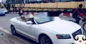 Bán Audi A5 Sport 2011, màu trắng chính chủ, giá chỉ 950 triệu giá 950 triệu tại Tp.HCM