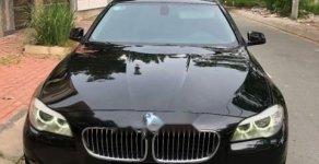 Cần bán lại xe BMW 5 Series 523i sản xuất 2010, màu đen  giá 865 triệu tại Tp.HCM