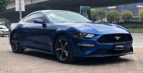 Bán Ford Mustang 2.3 Ecoboost năm 2018, màu xanh lam giá 2 tỷ 700 tr tại Hà Nội