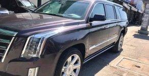 Bán Cadillac Escalade ESV Premium 6.2L năm sản xuất 2014, nhập khẩu giá 4 tỷ 950 tr tại Tp.HCM