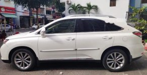 Chính chủ bán xe cũ Lexus RX350 màu trắng, nội thất kem, sản xuất 2014, tên tư nhân chính chủ sử dụng giá 2 tỷ 500 tr tại Tp.HCM