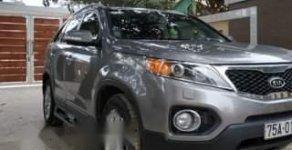 Cần bán lại xe Kia Sorento sản xuất 2012, màu xám, giá 510tr giá 510 triệu tại Thanh Hóa