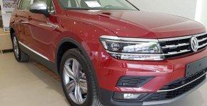 Xe 7 chỗ Tiguan 2019 nhập khẩu, chạy êm, vay 85%, giao ngay đi tết, nhiều màu giá 1 tỷ 699 tr tại Tp.HCM