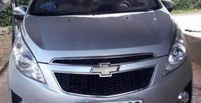 Bán Chevrolet Spark đời 2013, màu bạc  giá 219 triệu tại Tp.HCM
