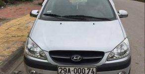 Bán ô tô Hyundai Getz năm sản xuất 2010, màu bạc, nhập khẩu giá cạnh tranh giá 210 triệu tại Hà Nội