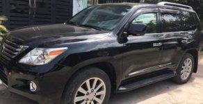 Cần bán lại xe Lexus LX năm sản xuất 2010, màu đen, giá tốt  giá 3 tỷ 250 tr tại Tp.HCM
