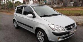 Bán Hyundai Getz sản xuất năm 2010, số tay, máy xăng, màu bạc giá 248 triệu tại Hà Nội