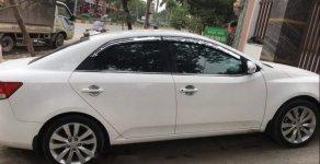 Bán ô tô Kia Forte năm 2010, màu trắng giá 330 triệu tại Vĩnh Phúc