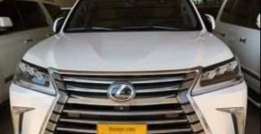 Cần bán xe Lexus LX 570 năm 2016, màu trắng, nhập khẩu nguyên chiếc giá 3 tỷ 634 tr tại Quảng Ninh