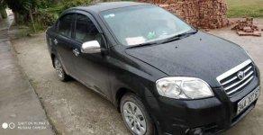 Bán xe Daewoo Gentra năm sản xuất 2009, màu đen, giá 185tr giá 185 triệu tại Hải Phòng