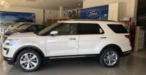 Bán ô tô Ford Explorer sản xuất 2019, màu trắng, xe nhập giá 2 tỷ 193 tr tại BR-Vũng Tàu