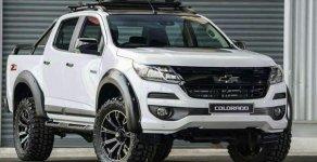 Bán ô tô Chevrolet Colorado đời 2018, màu trắng, nhập khẩu nguyên chiếc giá 624 triệu tại Hà Nội